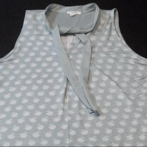 Maurice's Sleeveless Blouse Floral Print Size 2